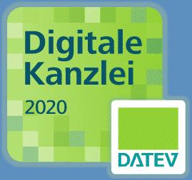 m-med digitale Kanzlei 2020 - DATEV Auszeichnung